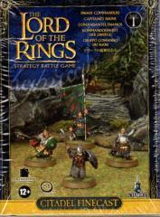 Dwarf Commanders (Finecast)