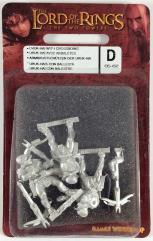 Uruk-Hai w/Crossbows