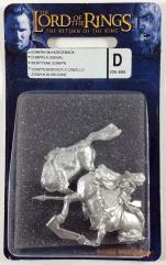 Eowyn on Horseback