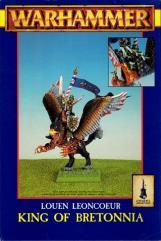 Louen Leoncoeur - King of Bretonnia (1996 Edition)