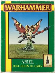 Ariel - Mage Queen of Loren