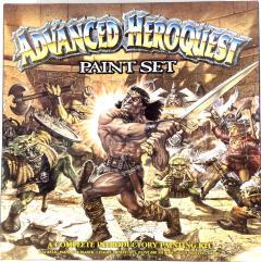 Advanced Heroquest - Paint Set