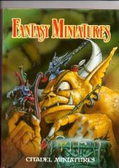 Fantasy Miniatures (3rd Edition)