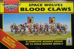 Blood Claws (1992 Edition)