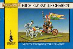 High Elves Battle Chariot