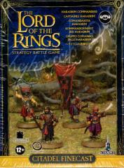 Haradrim Commanders (Finecast)