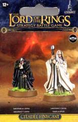 Saruman & Grima (Finecast)