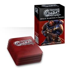 Combat Cards - Space Marines/Chaos