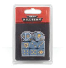 Kill Team Dice - Space Wolves (8)