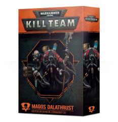 Adeptus Mechanicus Commander - Mago Dalathrust