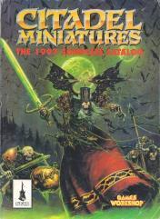 Citadel Miniatures Complete Catalog 1997
