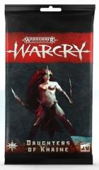 Warcry Card Pack - Daughters of Khaine