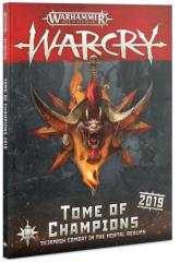 Warcry - Tome of Champions 2019