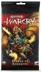 Warcry Card Pack - Slaves to Darkness