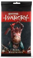 Warcry Card Pack - Ogor Mawtribes