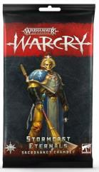 Warcry Card Pack - Stormcast Eternals Sacrosanct Chamber