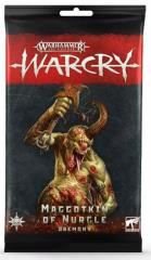 Warcry Card Pack - Nurgle Daemons