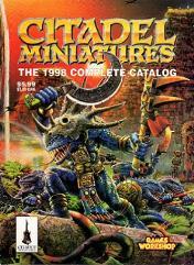 Citadel Miniatures 1998 Complete Catalog