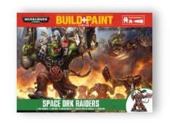 Build+Paint Set - Space Ork Raiders