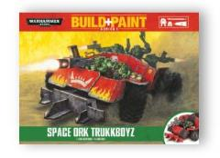 Build+Paint Set - Space Ork Trukkboyz
