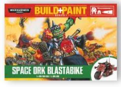 Build+Paint Set - Space Ork Blastabike