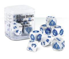 Dwarf Giants Team - Dice Set (7)