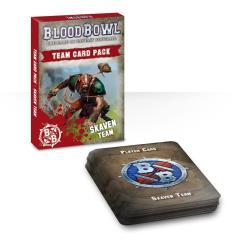 Team Card Pack - Skaven