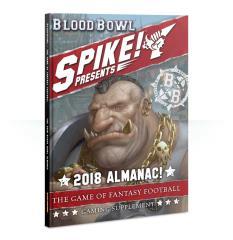 Spike 2018 Almanac!