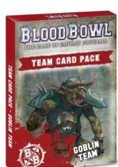 Goblin Team Card Pack