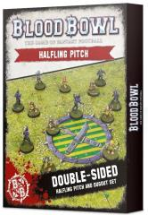 Halfling Team Pitch & Dugouts