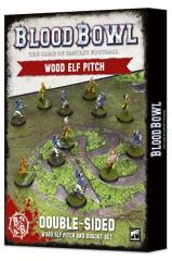 Wood Elves Team Pitch & Dugouts