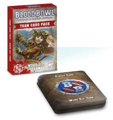 Team Card Pack - Wood Elves