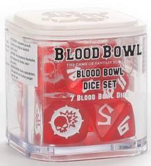 Blood Bowl Dice Set (7)