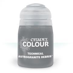 Astrogranite Debris