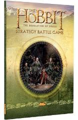 Hobbit, The - The Desolation of Smaug Rulebook