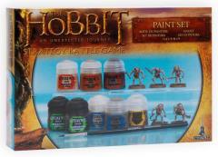 Hobbit, The - An Unexpected Journey, Paint Set