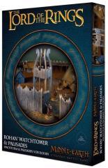 Rohan Watchtower & Palisades