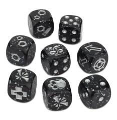 Delaque Gang Dice (8)
