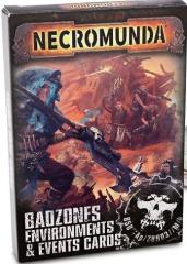 Badzones Environments & Event Cards