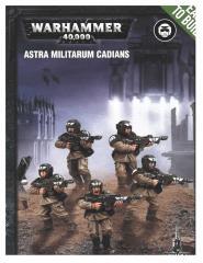 Easy to Build - Astra Militarum Cadians