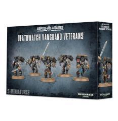 Deathwatch Vanguard Veterans