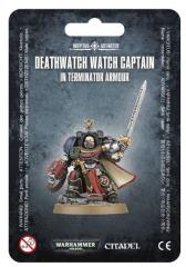 Deathwatch Watch Captain in Terminator Armour