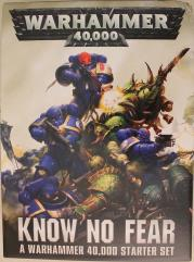 Know No Fear - A Warhammer 40,000 Starter Set