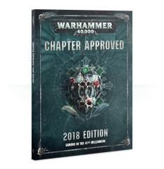 Chapter Approved - Warhammer 40,000 Annual 2018