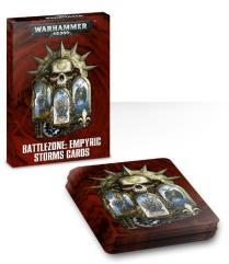Battlezone - Empyric Storms Cards