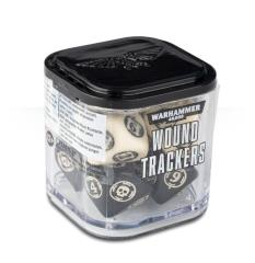 Wound Markers - Black & Ivory (8)
