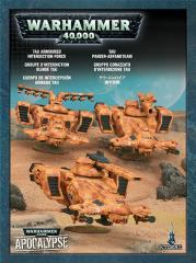 Tau Armoured Interdiction Force