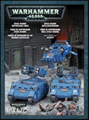 Space Marine Supression Force
