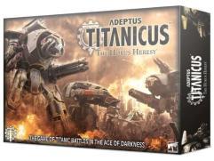 Adeptus Titanicus - The Horus Heresy