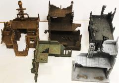 40K Ruined Building Collection #1